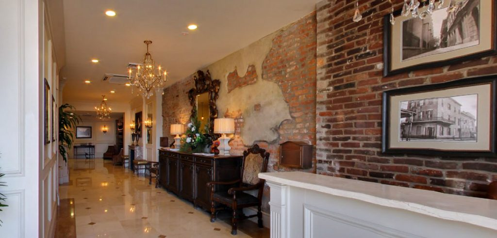 Find a boutique hotel near the french quarter lafayette for Best boutique hotels french quarter