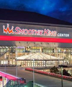 Smoothie King Center New Orleans