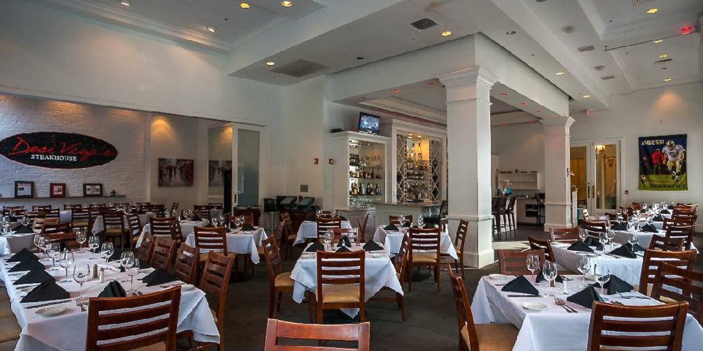 Get a table at the Desi Vegas Steakhouse